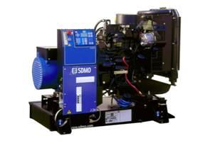 Дизель-генераторная установка: SDMO Pacific T 33 (Франция)