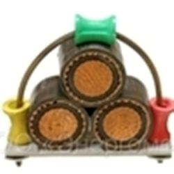 узел крепления кабеля 3-УК-1-3-330/410 треугольником