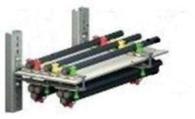 узел крепления кабеля 5-УК-1-3-435/560 треугольником