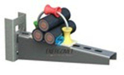 узел крепления кабеля 4-УК-1-3-380/480 треугольником