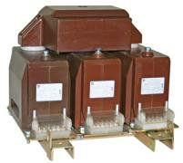 Трансформаторы напряжения 3хЗНОЛ-10