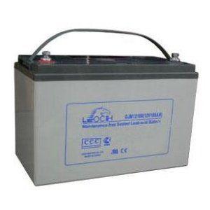 Аккумуляторные батареи Leoch DJM 12100
