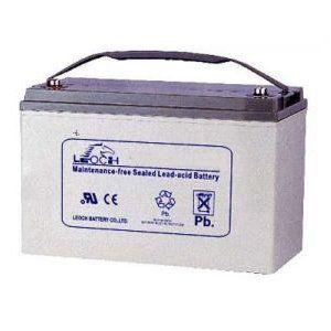 Аккумулятор AGM Leoch DJM 12120(12V, 120Ah/C10)