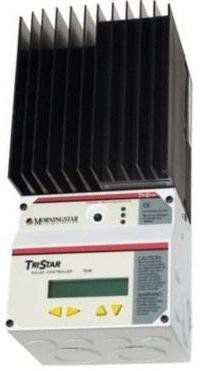 Контроллер заряда Morningstar TS-45 для солнечных панелей