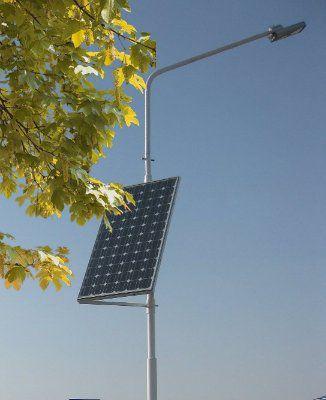 Комплекс автономного освещения на солнечных батареях КАО-140