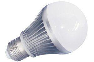 Светодиодная лампочка АС-LED10-24 10 Вт для солнечных панелей