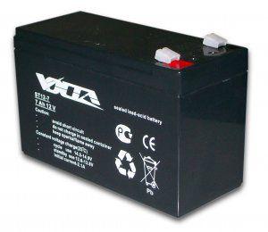 Аккумуляторы Volta серии ST 12-200 для солнечных комплектов