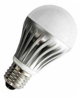 Лампа светодиодная L-E27-10 220В E27 10 ватт для солнечных электростанций