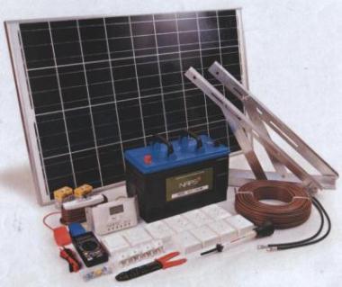 Солнечный комплект Naps ФЭК 70-12. 70 Вт
