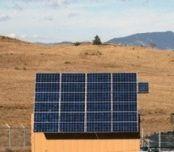 Солнечная электростанция 1/2 кВт