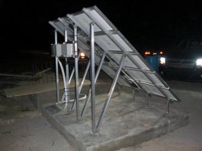 OutBack солнечная электростанция 2/3 кВт