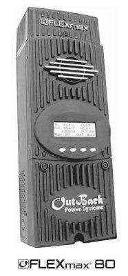 Контроллер заряда-разряда солнечных батарей OutBack FlexMAX-80 MPPT
