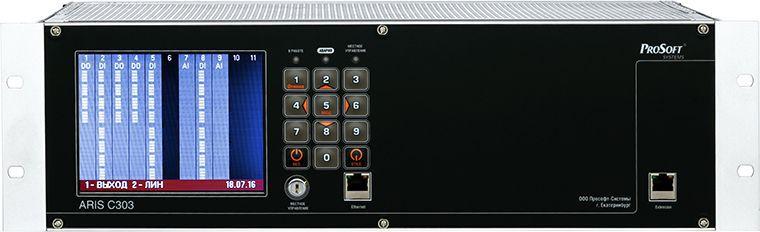 Контроллер присоединения (Bay controller) ARIS C303