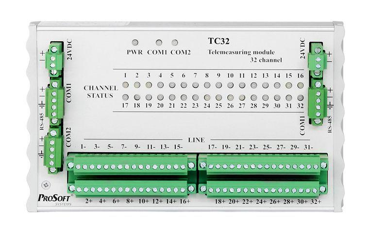 Модуль дискретного вывода TC32