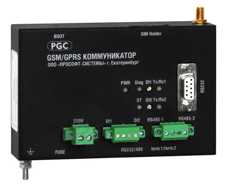 GSM/GPRS-коммуникатор PGC.02