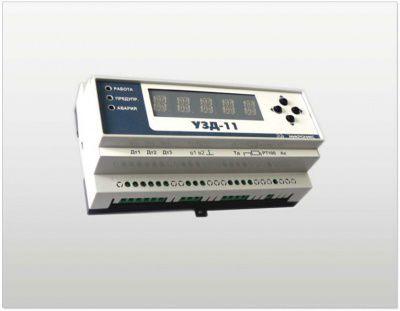 Многофункциональное устройство защиты электродвигателя УЗД‑11