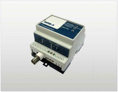 Измерительный преобразователь сигнала вибродатчика ИПВ-3