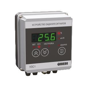 УЗС1 цифровой задатчик аналоговых сигналов тока и напряжения