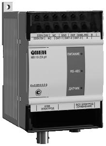 Модуль аналогового ввода МВ110-pH