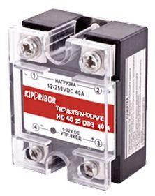 HD-хх25.DD3 ТТР твердотельные реле для коммутации постоянного тока