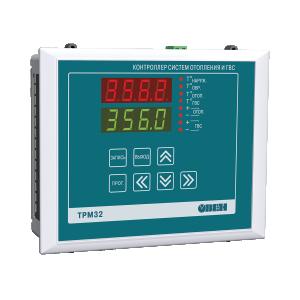 ТРМ32 для регулирования температуры в системах отопления и ГВС