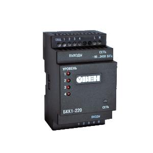 БКК1 сигнализатор уровня жидкости 4-канальный