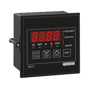 ПКП1 устройство управления и защиты электропривода задвижки без применения концевых выключателей