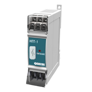 НПТ-1 нормирующий преобразователь на DIN-рейку