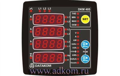 Измерительная панель DKM-405