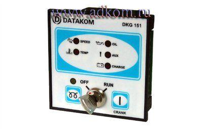 Модуль ручного пуска DKG-151