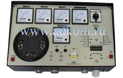 Щит управления ЩУ АД200-1С ЕМРА.561353.001-05