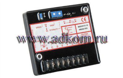 Регулятор частоты вращения ESD-2200, ESD-2210