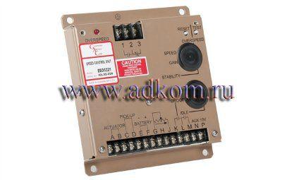 Регулятор частоты вращения ESD-5200, ESD-5221