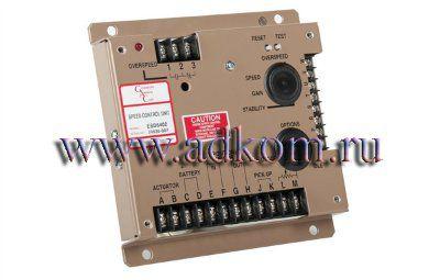 Регулятор частоты вращения ESD-5400, ESD-5402