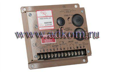 Регулятор частоты вращения ESD-5500, ESD-5500 ECE, ESD-5522 CE, ESD-5550 CE, ESD-5570