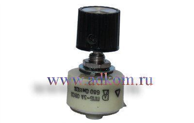 Резистор ППБ-3А-680 Ом ±10%
