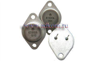 Транзистор КТ897А