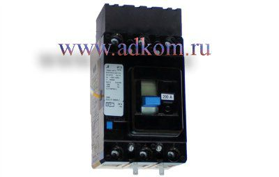 Выключатель автоматический ВА57Ф35