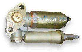 Клапан электромагнитный с форсункой и электронагревателем ЭМКТ-24