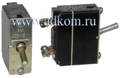 Автомат защиты сети АЗС-5 ТУ-16-526.015-73