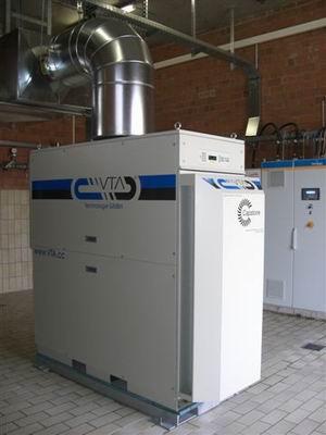 Микротурбинная электростанция — установка Capstone MicroTurbine™ единичной электрической мощности 30 кВт - C30