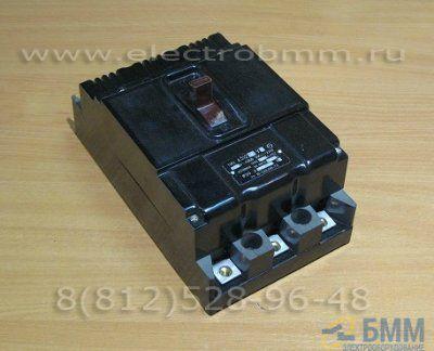 Выключатель автоматический А 3124 40А