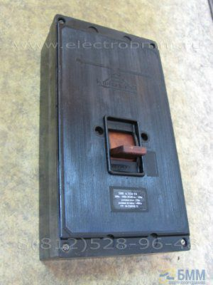 Выключатель автоматический А 3134 200А