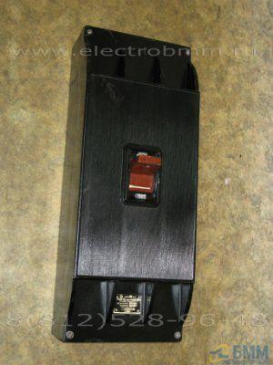 Выключатель автоматический А 3144 500А