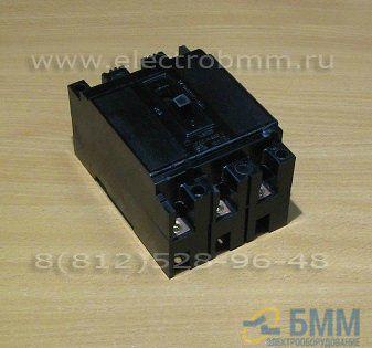 Выключатель автоматический А 3163 40А