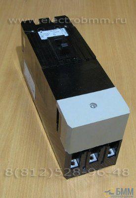 Автоматический выключатель А 3716 ФУЗ 125А
