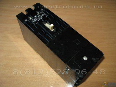 Автоматический выключатель А 3716 100А