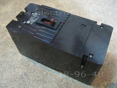 Автоматический выключатель А 3726 ФУЗ 250А