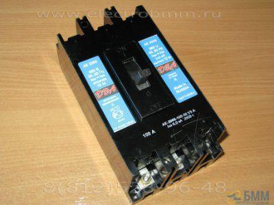 Выключатель автоматический АЕ 2066 80А