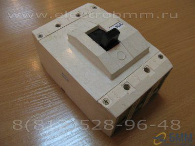 Выключатель автоматический ВА 0436 50А
